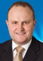 Official portrait of Jason Wood